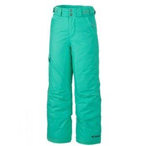 {L} Columbia Youth Bugaboo Omni-Heat Snow Pant